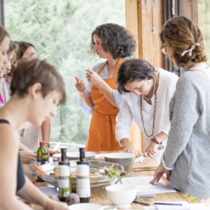 stage cuisine végétarienne